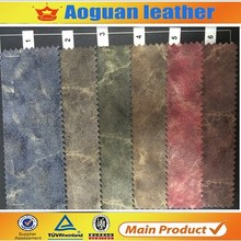 2.0mm modern high guangzhou pu leather for shoes