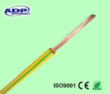 copper conductor 1.5mm/2.5mm/4mm/6mm electrical wiring for home