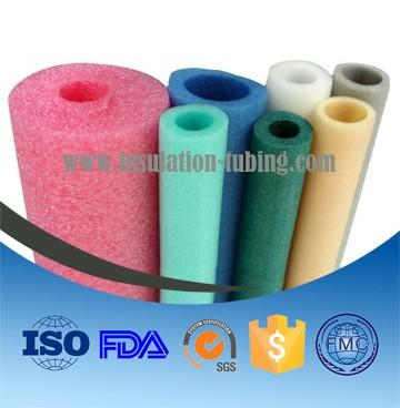 Poison-Free and Ordor-Free Tear Resistant Eva Sponge EVA Foam Tube for Protective