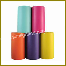 solid color tissue paper rolls