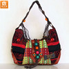 Hill Tribe Bag HMONG Retro Boho Bohem Bohemia Ethnic Shoulder bag Embroidered