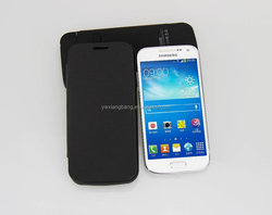 New 3200 2800 2500mAh External Backup wireless charger galaxy s4 mini Samsung s3 s4 s5 Backup Power Battery Case