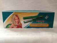 Утюжок для выпрямления волос Flower  flower0004Hair curleN1191