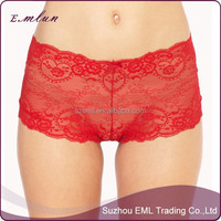 Latest panty design girls panties imported China