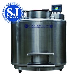 Factory supply YDS-50 cryogenic tank/dewar manual grouting pump with low price&supreme quality