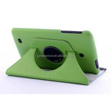 7 Inch Leather Tablet Case,Rotate Protective Tablet Case for LG G Pad V400
