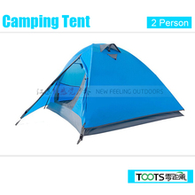 TOOTS 2 Person Tent,Waterproof Tent Fabric,Tent Camping