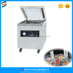 WS DZ300-2D fruit and vegetable vacuum packing machine, table top vacuum packing machine meat