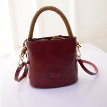 W70417G Korean mk fashion leather handbags ladies 2015