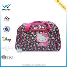 2015 wholesale cute travel duffel bag