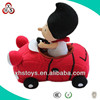 good quality latest plush train car toys for boys