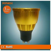 3W/5W/7W/9W Gu12 2700K 3000K Warm White Spot Lamp Led
