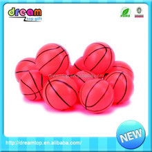 Fashionable new products red mini basket ball
