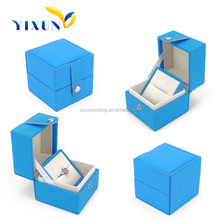 Wholesale Delicate Popular Paper Jewelry Box Package