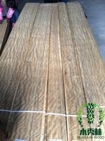Natural Wood Veneeer ,Figured Africa Teak Veneer, Exterior Wood Veneer