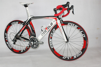 costelo carbon road bike complete road bikes cheap price T1000 bicicleta carbono full carbon road bicycle, free shipping