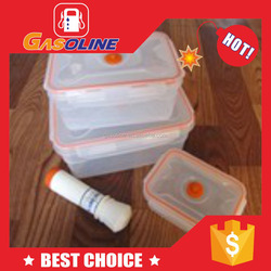 Promotional durable double deck container