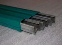 60A~125A Galvanized Steel Insulated bus bar MARCH conductor spacer