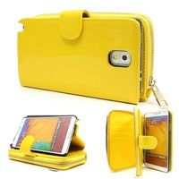 Guangzhou manufacture professional crystal design waterproof case for samsung galaxy note 3