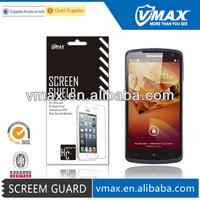 Anti-glare screen protective film for Lenovo s920 oem/odm (Anti-Fingerprint)