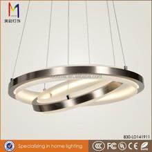 2015 new product modern home/living room/restaurant chandelier design