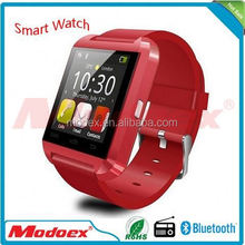 promotion ideas 2015 bluetooth watch phone accessory