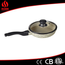 20/24/26/28 cm aluminum fry pan /non-stick fry pan for induction cooker