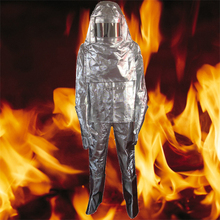 High Quality Aluminized Fire Suit