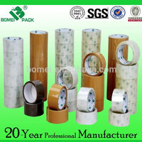BOPP Material and Acrylic Adhesive wrapping parcel tape