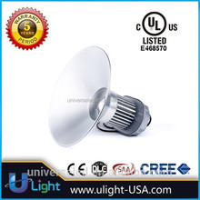 LED high bay light fixture 60w offer sample with 5 years warranty