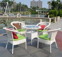 White Hot Selling Cheap Rattan restaurant Outdoor Furniture/Wicker Furniture with ironing board RC807+RA801