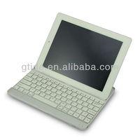 Gtide aluminum wireless bluetooth keyboard case for ipad 2 3 4