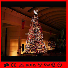 4 Meter Garden/Holiday Decor 2015 Newest Design Led Wireless Christmas Tree Lights Big Christmas Tree With Led Lights