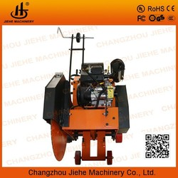 High rotating speed asphalt concrete cutting machine with kohler ch680 (JHD-700K)