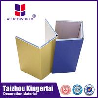 Alucoworld interior marble aluminum composite board