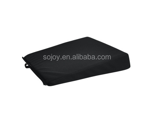 sojoy wedge car seat cushions for short people buy wedge car seat cushion cushion for short. Black Bedroom Furniture Sets. Home Design Ideas