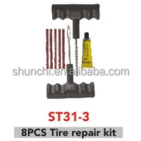 8pcs tire repair kit,tire repair tool,car repair tool