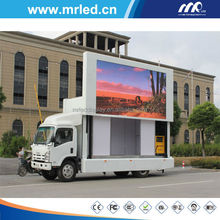 P10 Full Color Outdoor Fixed led display advertising car Screen Panel Module Sign Board xxx video wall