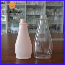 PET plastic bottle in bottles manufacturer in china