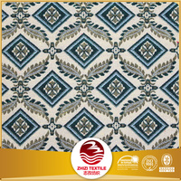2015 GOTS certified fabric wholesale printed organic cotton fabric