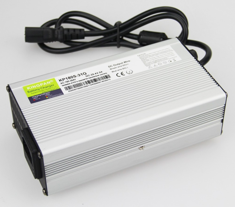 Kp180s Charger Ac 220v To Dc 12v 8a 24v 5a 36v 4a 48v 3a Battery Power Supplies Introduction 2