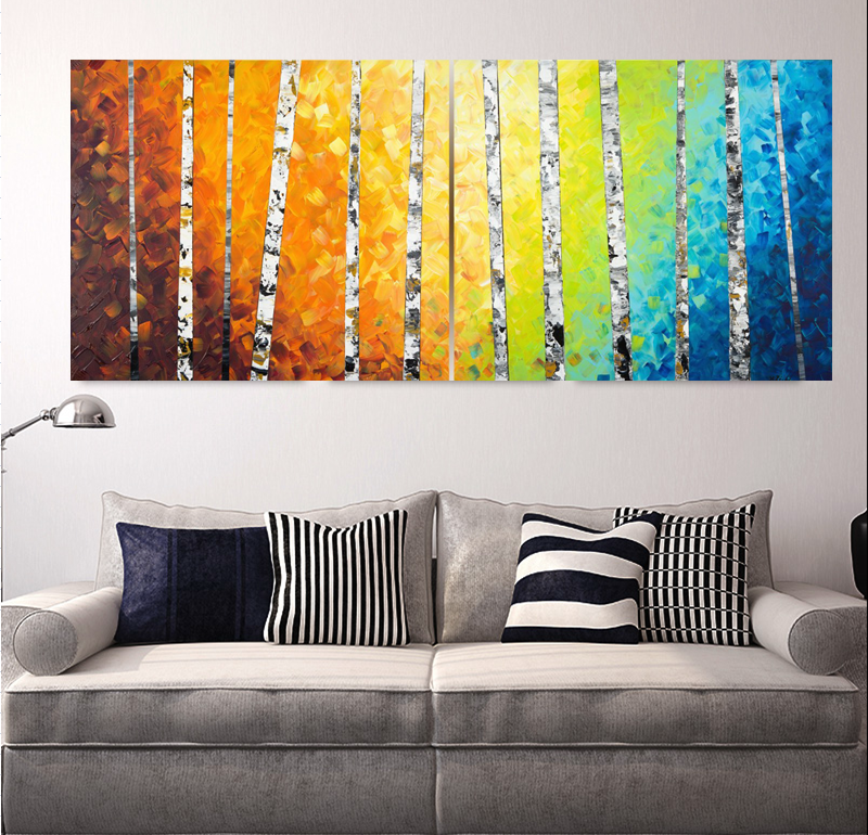 Canvas Painting For Hotel 86842 1