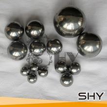 Various of Chrome Steel Balls, Carbon Steel Balls