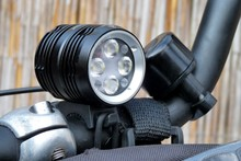 Nitefighter BT40S Ultra Bright Downhill Bike Light Waterproof Best LED bicycle Front light 1600 lumens