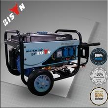 BISON CHINA TaiZhou Good Sale 2500watt Generator Price List Chinese 2.5 kw Gasoline Generator