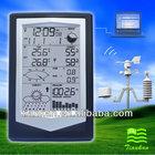 Ws1040 rf 433 mhz sem fio estação meteorológica com energia solar e interface de PC