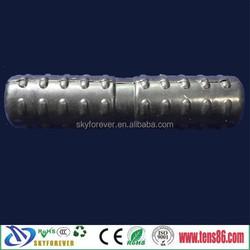 digital therapy impulse handle massager, rubber electrodes, grenade electrode