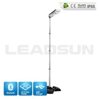 PBOX X3 LED solar energy products for outdoor lighting