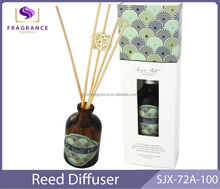 scent aroma diffuser air freshener reed diffuser gift set essential oil diffuser wood