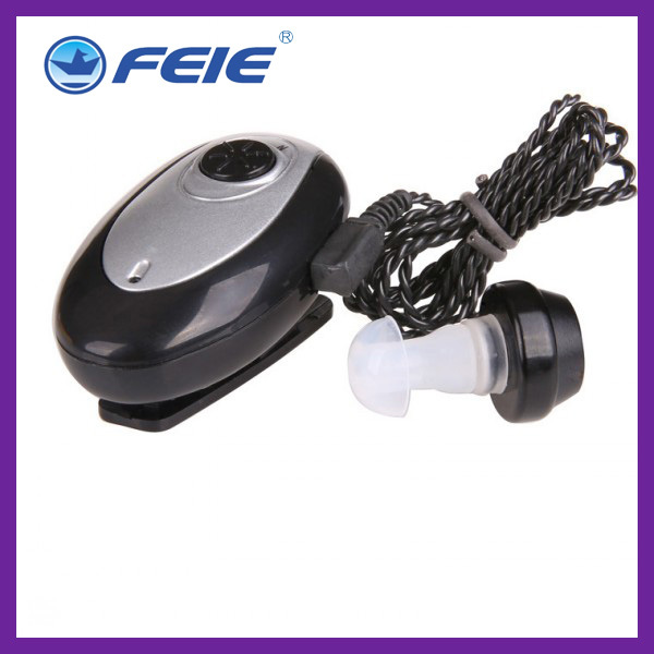 Rechargeable BTE hearing aid in pakistan S-80